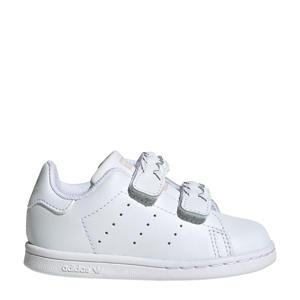 Stan Smith CF I leren sneakers wit/grijs