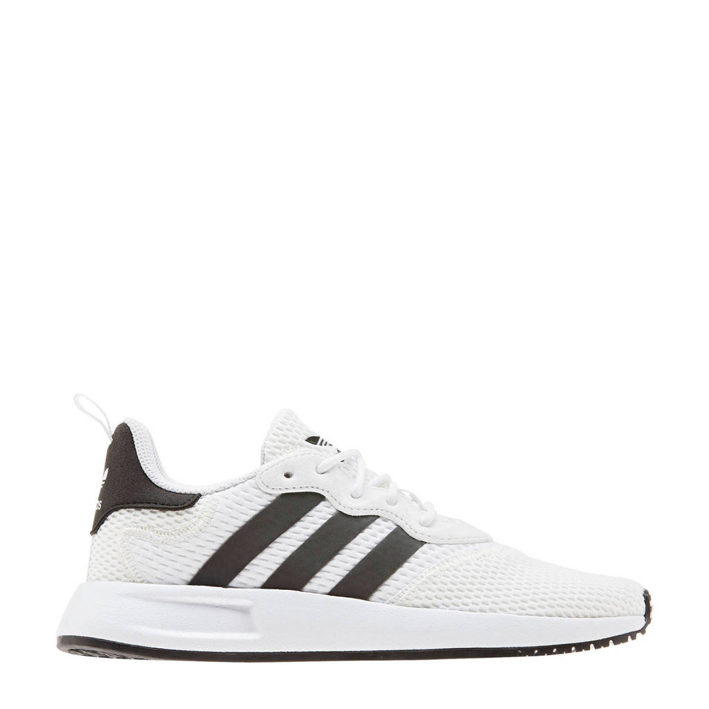 adidas Originals X_PLR S J sneakers wit/zwart, Wit/zwart