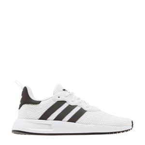 X_PLR S J sneakers wit/zwart