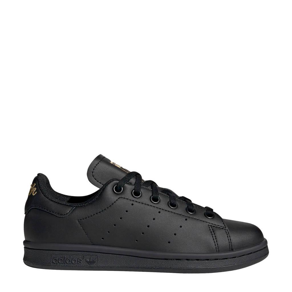 adidas Originals Stan Smith J sneakers zwart, Zwart