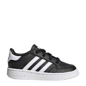 Team Court EL I sneakers zwart/wit