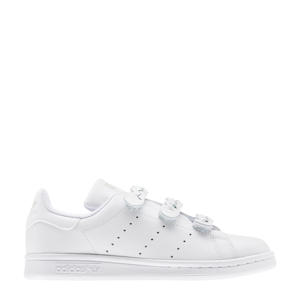 Stan Smith J leren sneakers wit