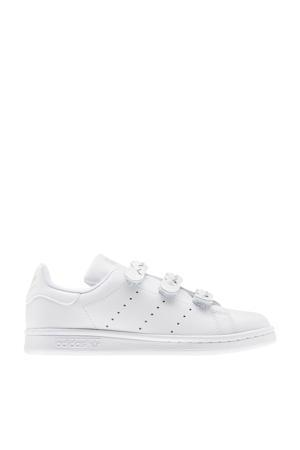 Stan Smith J leren sneakers wit