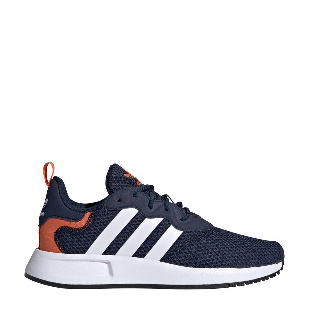 adidas Originals X_PLR S J sneakers donkerblauw/oranje, Donkerblauw/oranje