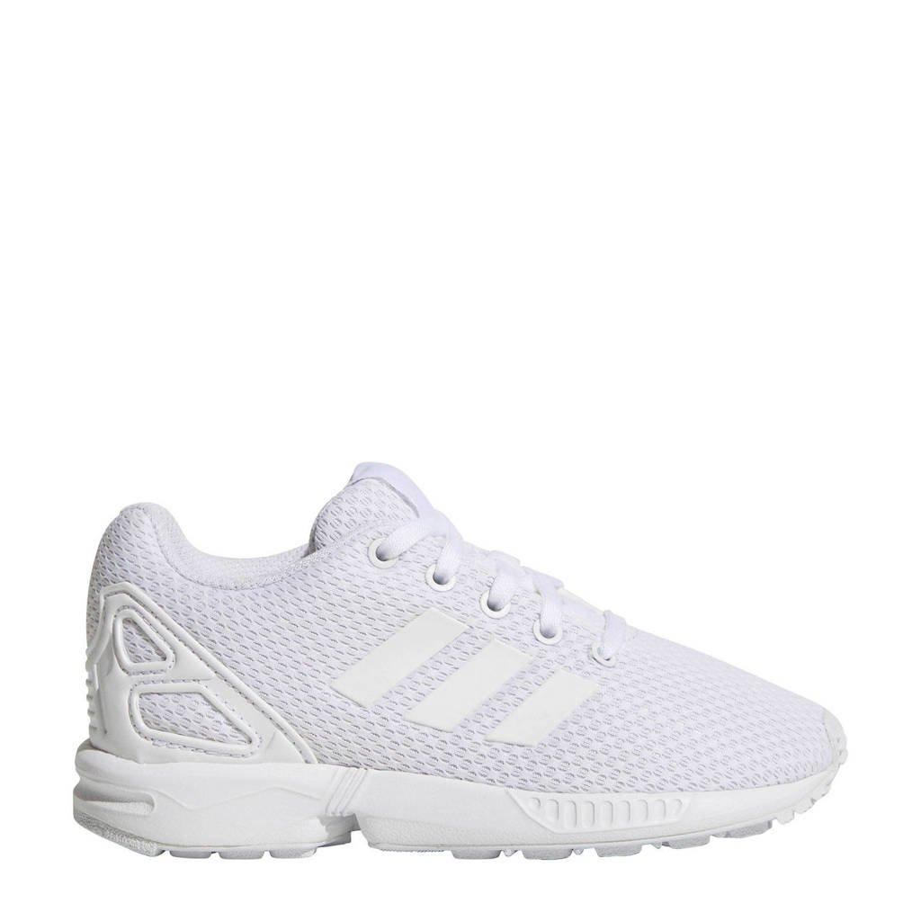 adidas Originals ZX Flux C sneakers wit, Wit