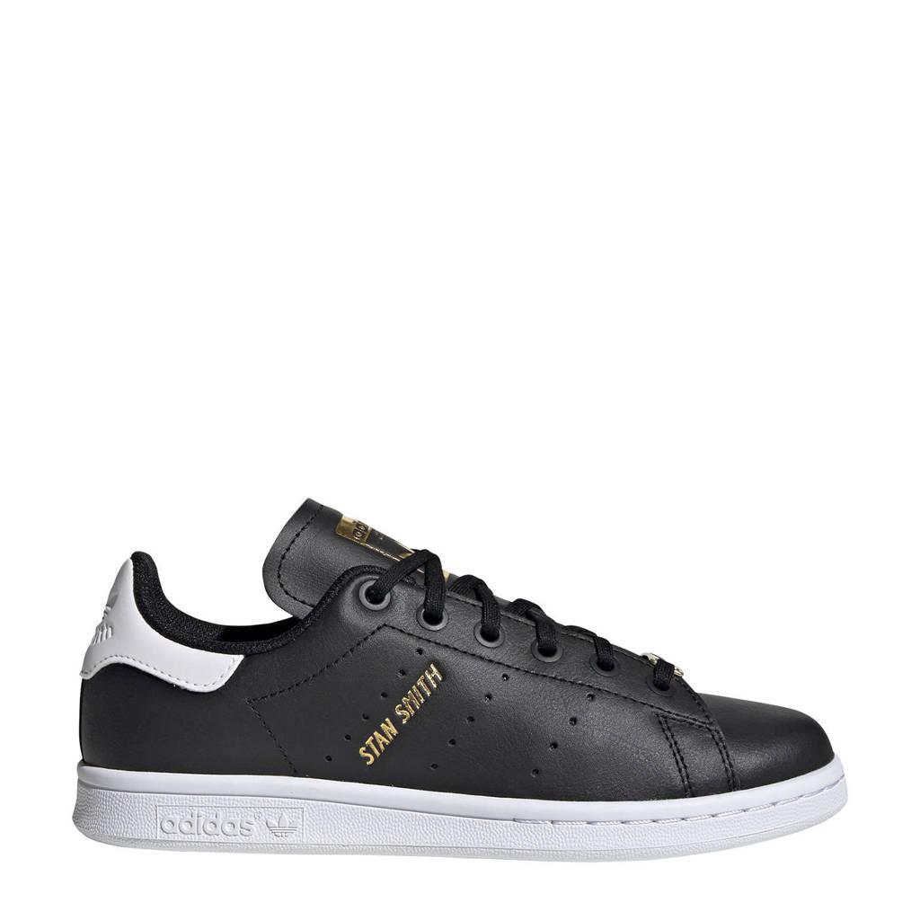 adidas Originals Stan Smith J sneakers zwart/wit, Zwart/wit