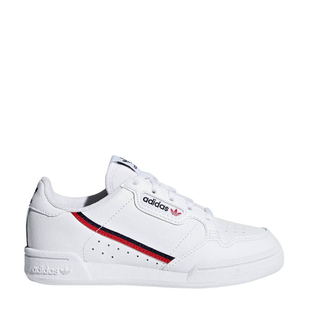 adidas Originals Continental 80 C sneakers wit, Wit