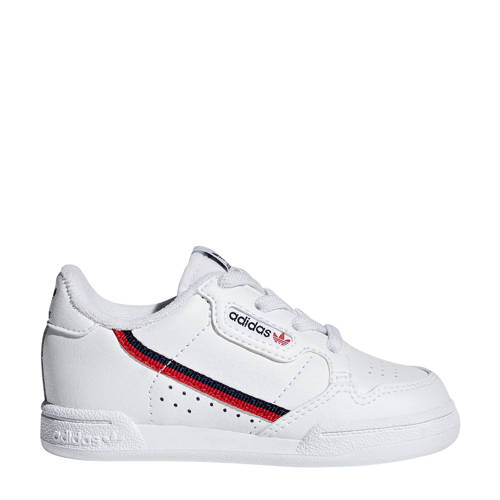adidas originals Continental 80 EL I sneakers wit-rood