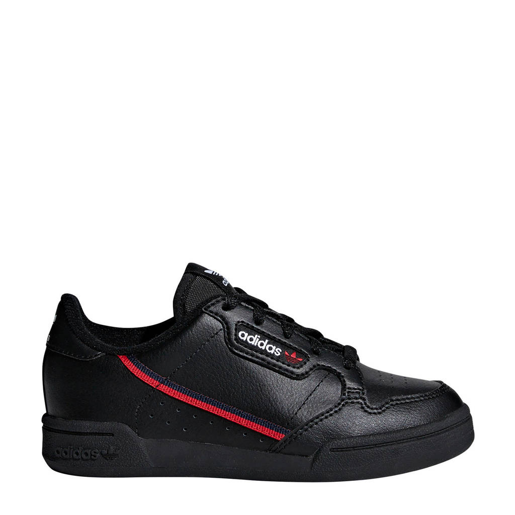 adidas Originals Continental 80 C sneakers zwart, Zwart