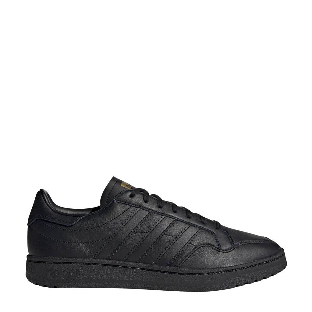 adidas Originals Team Court  sneakers zwart, Zwart