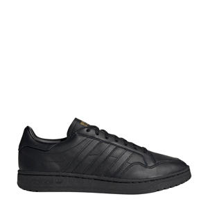 Team Court  sneakers zwart
