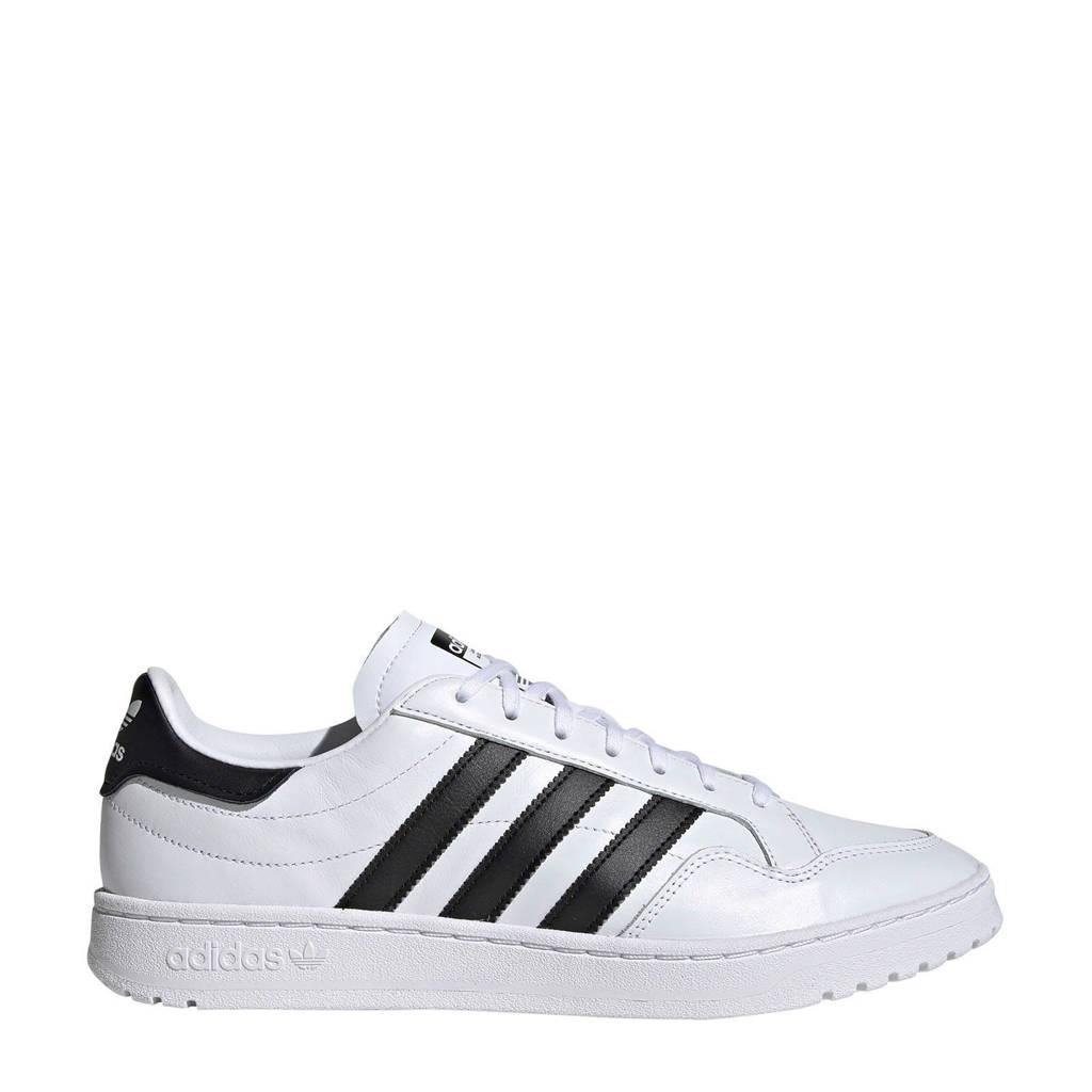 adidas Originals Team Court  sneakers, Wit/zwart