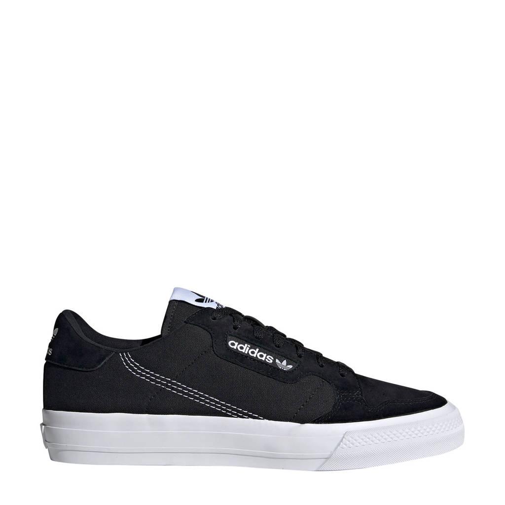 adidas Originals Continental  sneakers zwart, Zwart