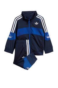 adidas Originals   trainingspak donkerblauw, Donkerblauw