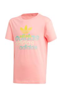 adidas Originals T-shirt lichtroze, Lichtroze