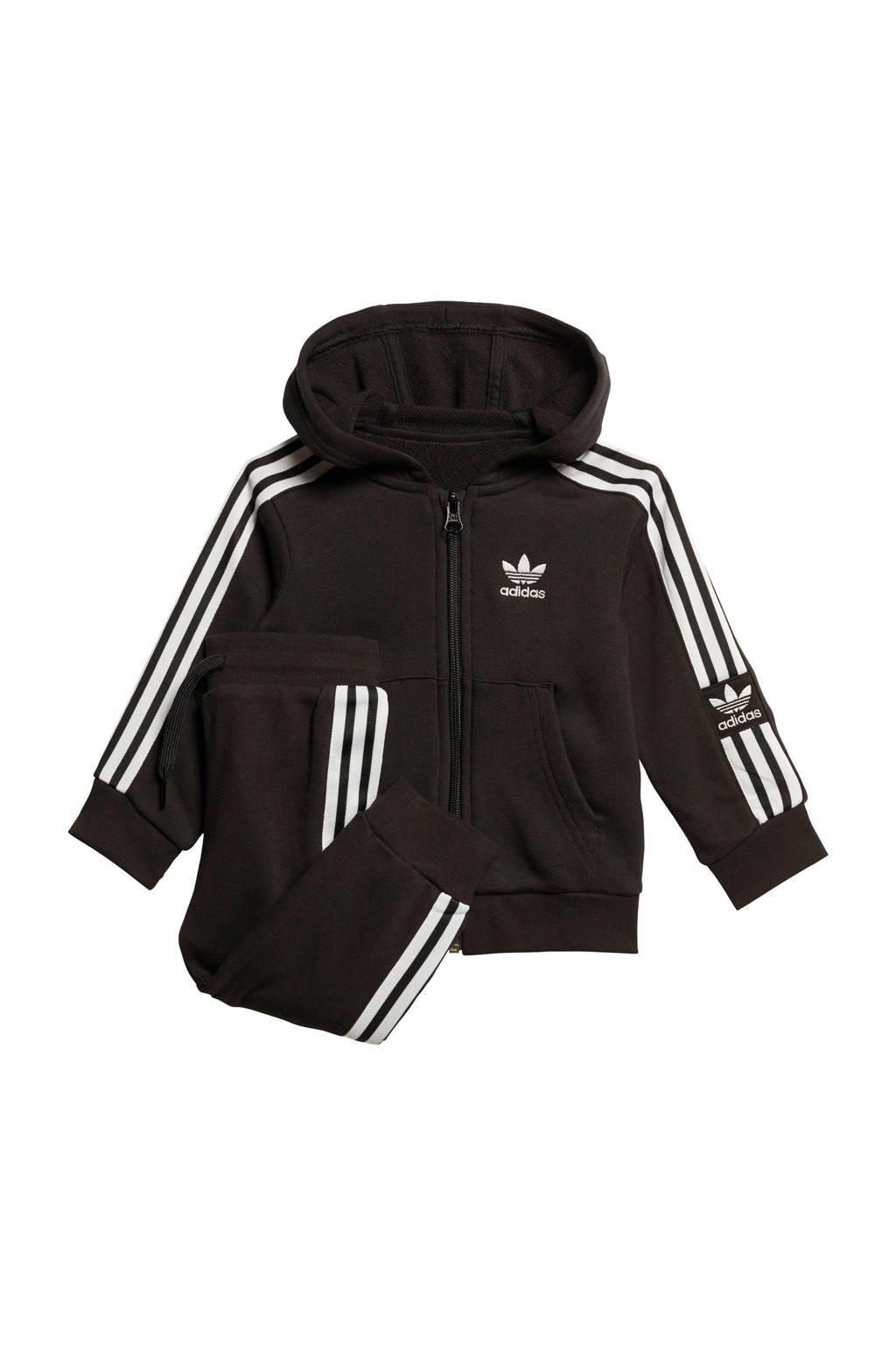 adidas Originals   joggingpak zwart, Jongens/meisjes