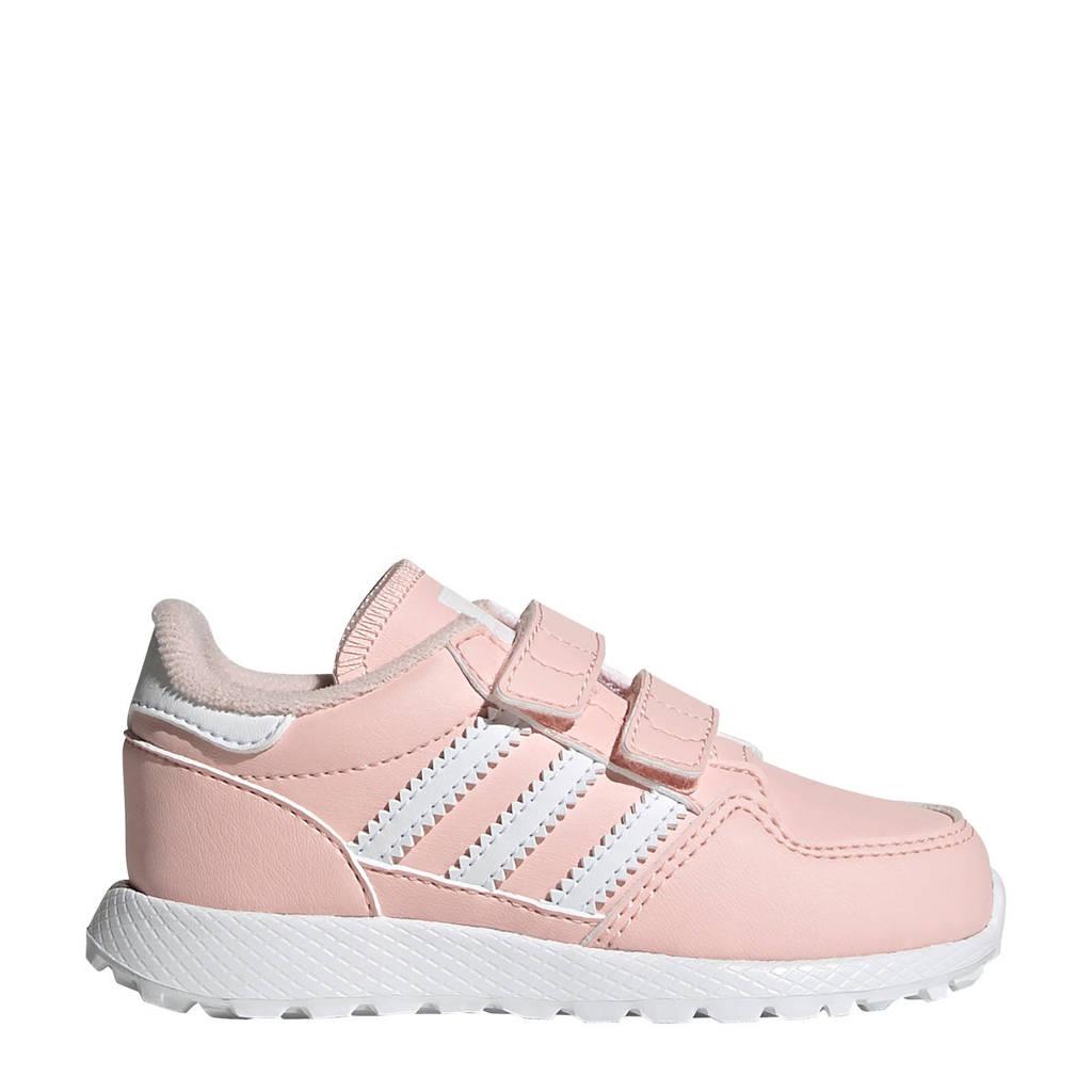 adidas Originals Forest Grove CF I leren sneakers lichtroze/wit, Lichtroze/wit