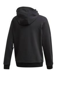 adidas Originals hoodie zwart/wit, Zwart/wit