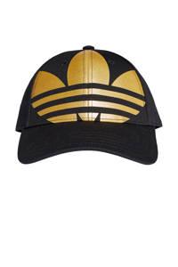 adidas Originals Adicolor pet zwart/goud, Zwart/goud