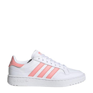 Team Court  sneakers wit/roze