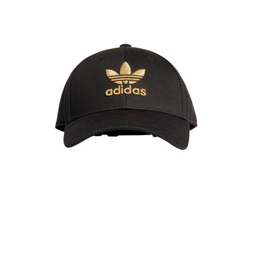 adidas Originals Adicolor pet zwart/goud