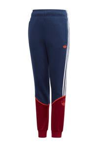 adidas Originals   joggingbroek donkerblauw/rood, Donkerblauw/rood