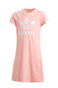 adidas Originals jurk roze/wit, Roze