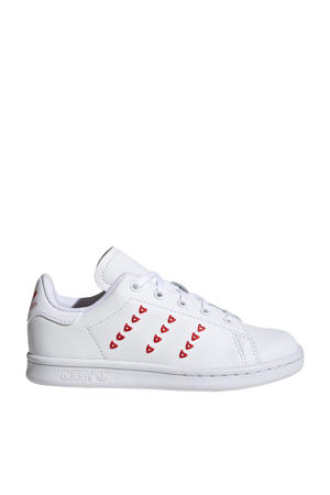 Stan Smith C  sneakers wit/rood