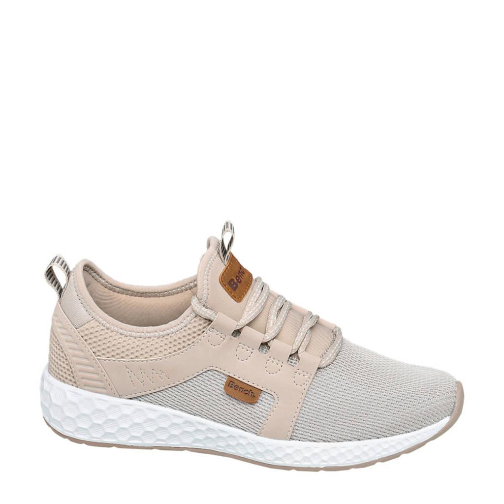 Bench   sneakers beige/lichtroze, Beige/lichtroze