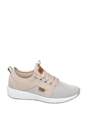 sneakers beige/lichtroze