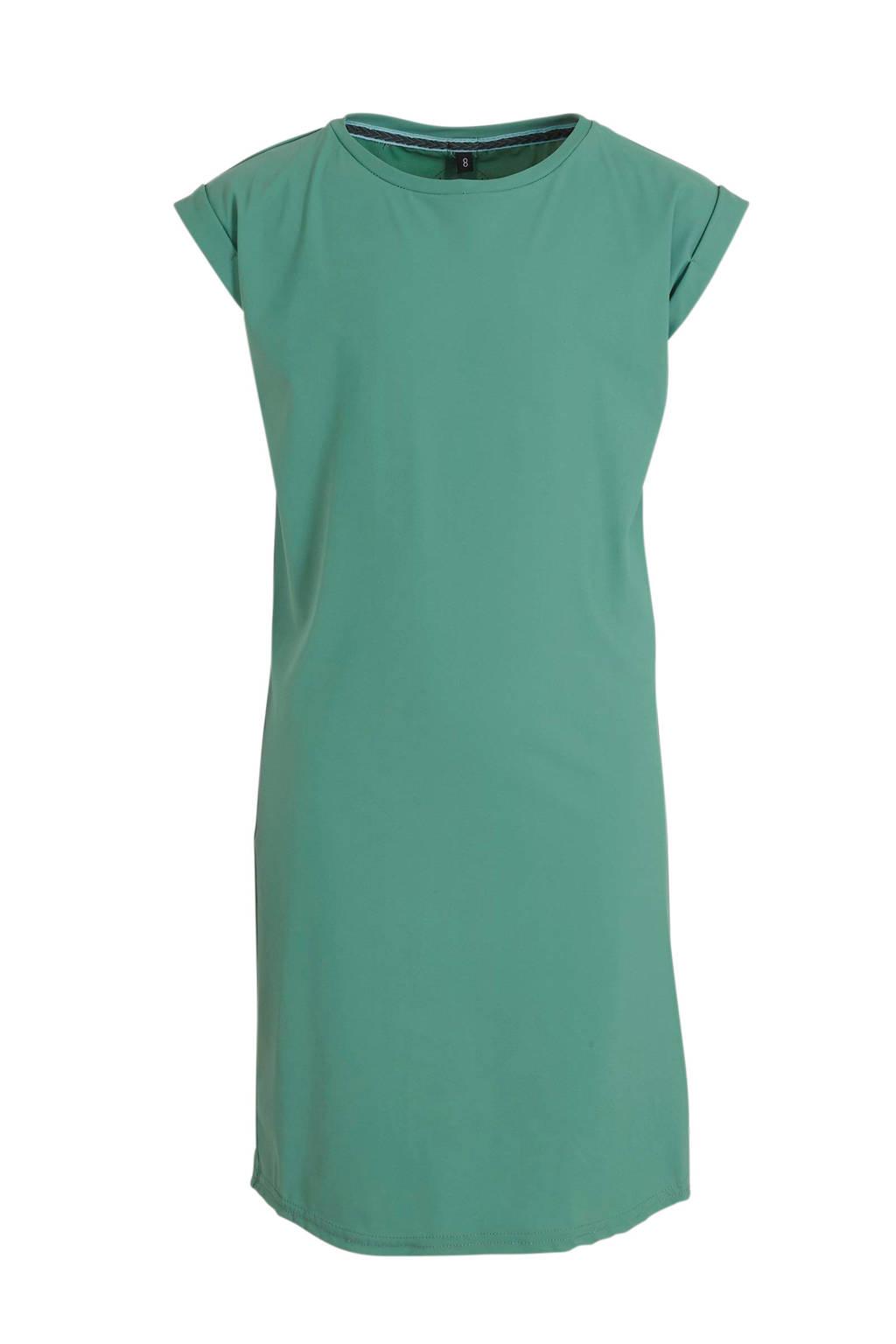LEVV T-shirtjurk Fabi groen, Groen