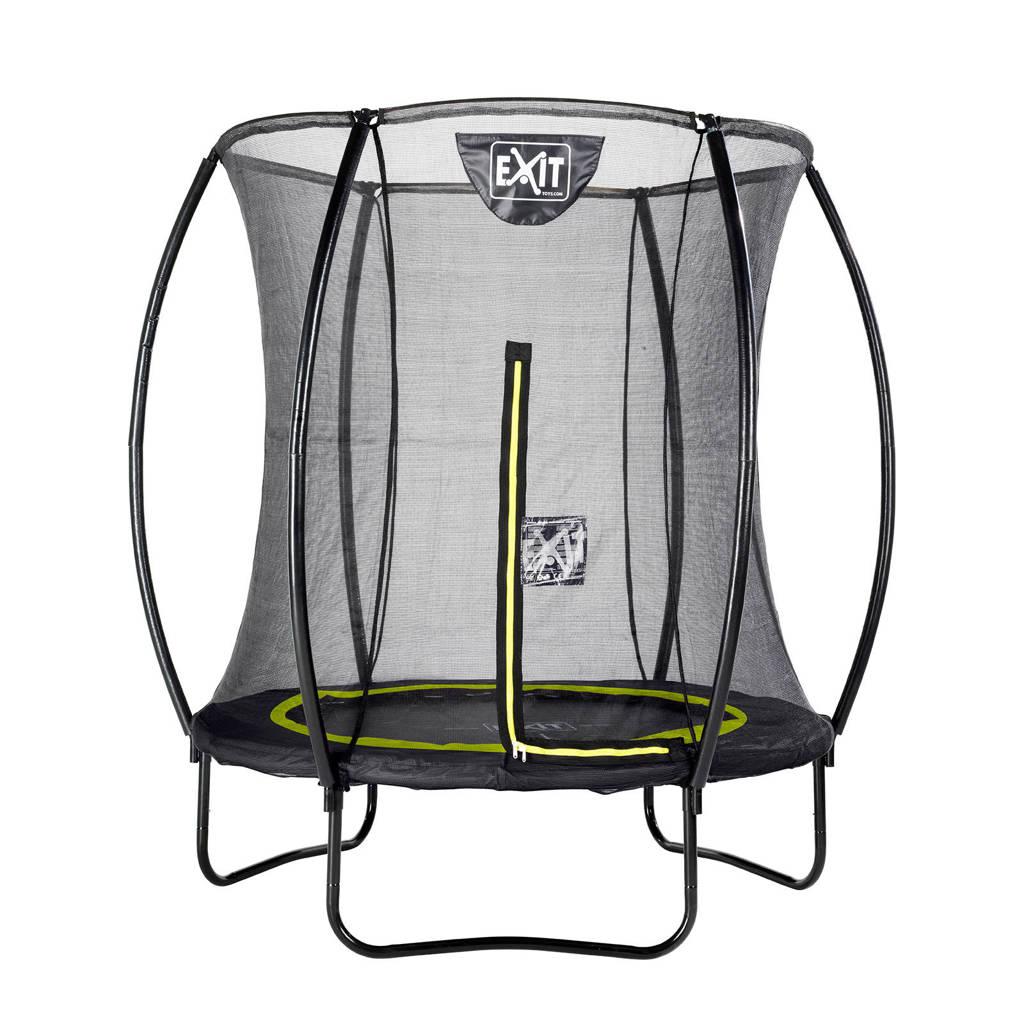 EXIT Silhouette trampoline Ø183 cm, Zwart