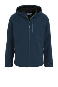 Superdry zomerjas donkerblauw, Donkerblauw