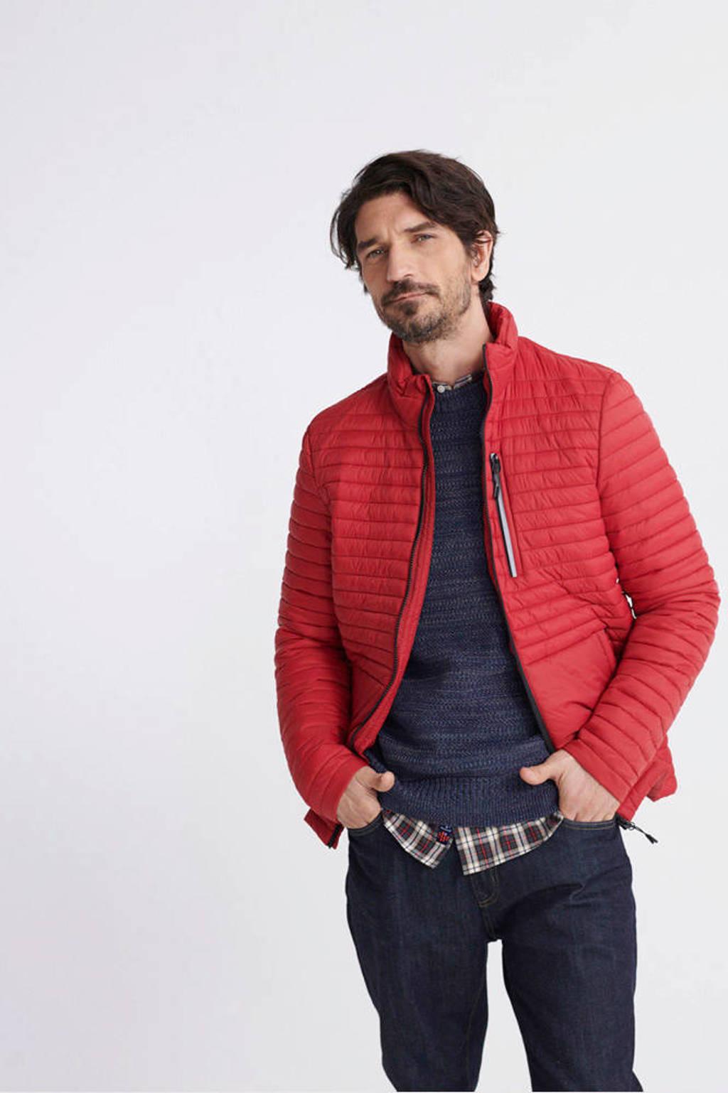 Superdry zomerjas rood, Rood