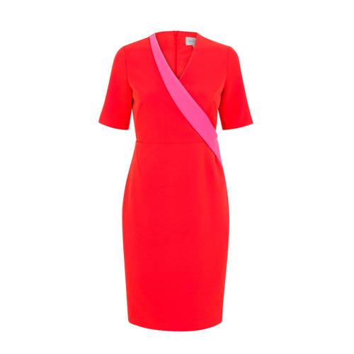 PROMISS jurk rood