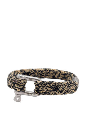 armband Gorgeous George marine/zand