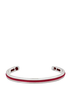 armband Navarch 6 donkerrood