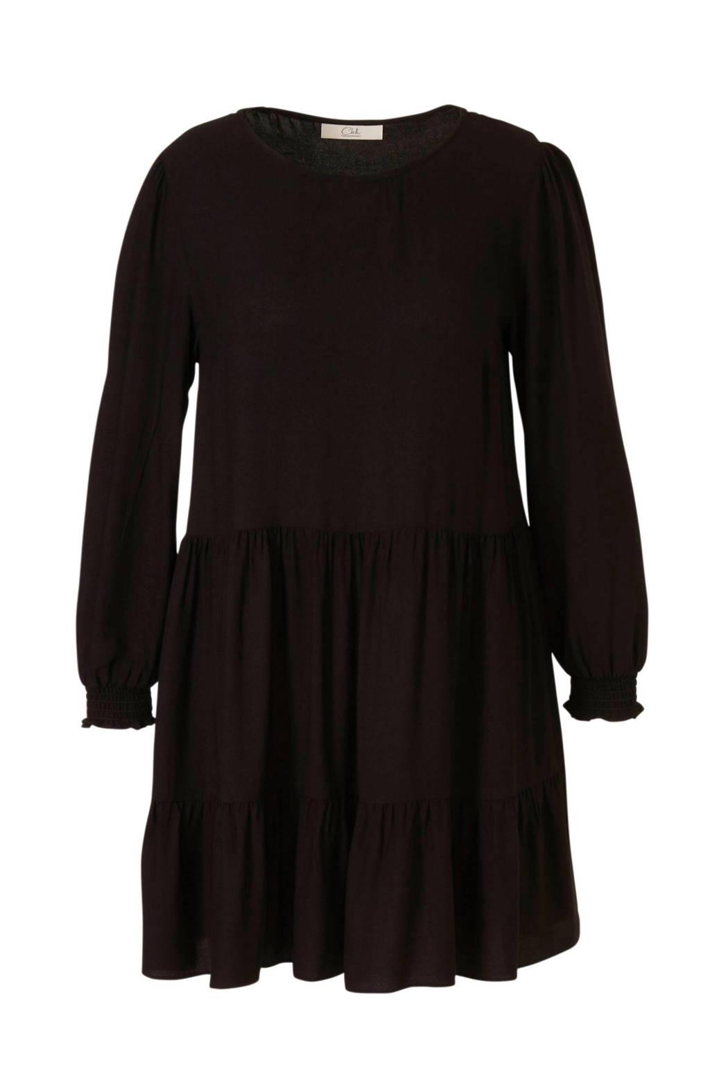 C&A XL Clockhouse jurk zwart, Zwart