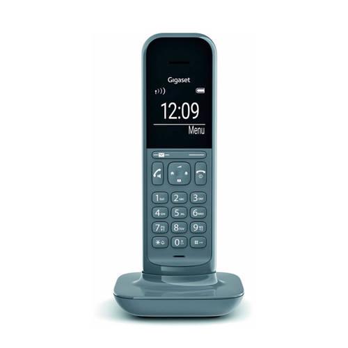 Gigaset CL390 dect telefoon (grijs)