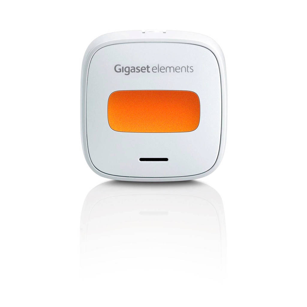 Gigaset ELEMENTS SECURITY button, Wit