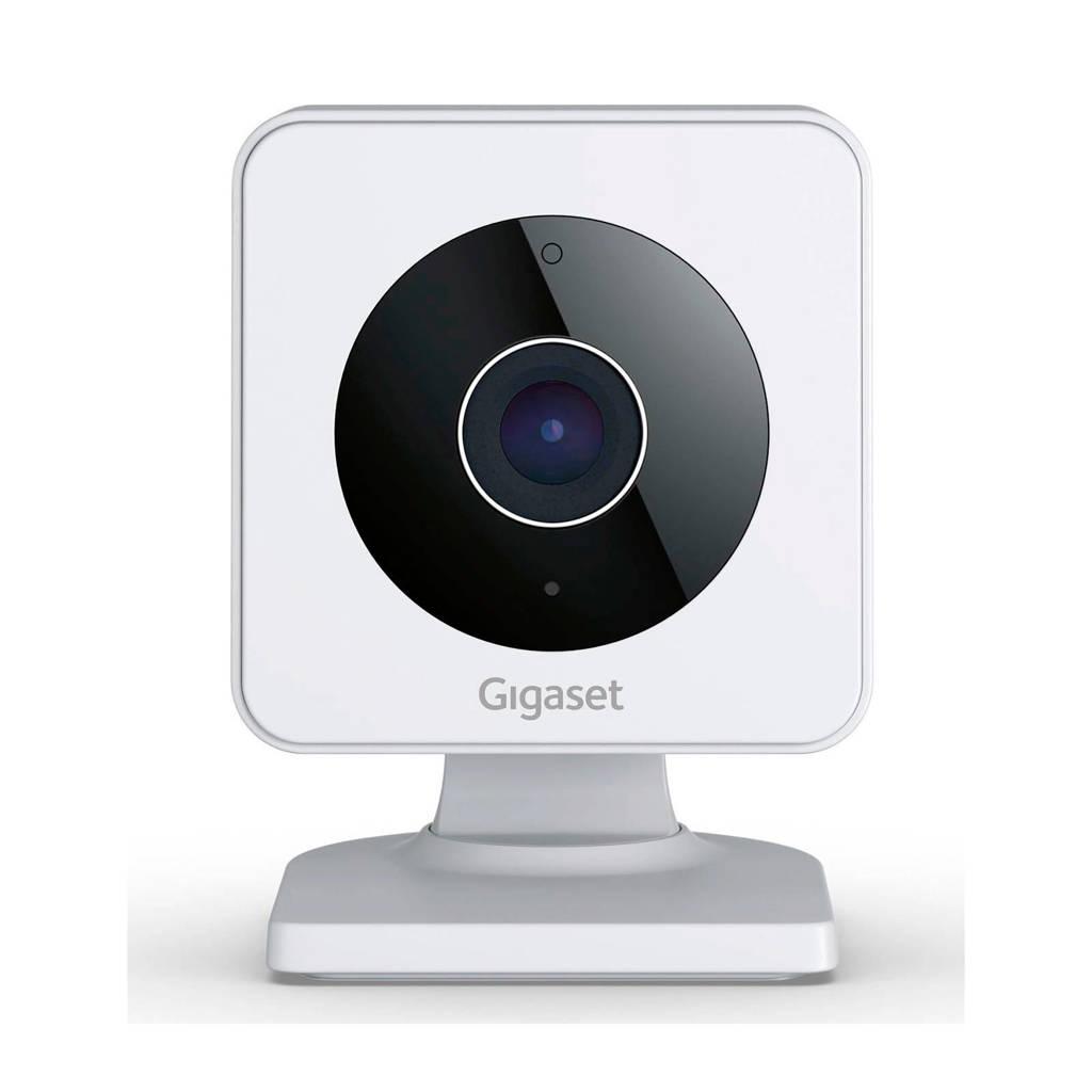 Gigaset S30851-H2531-R1 slimme beveiligingscamera, Wit