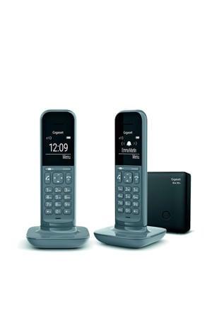 CL390 dect telefoon + handset
