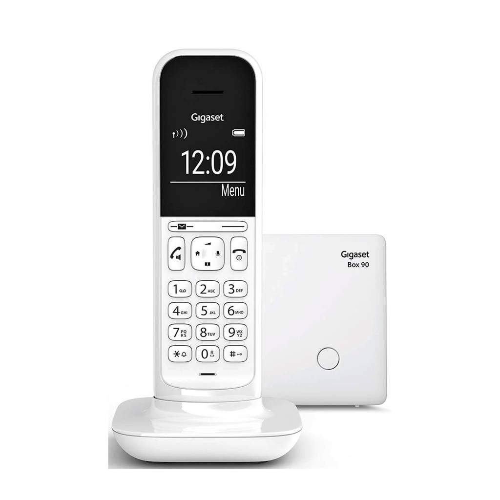 Gigaset CL390 dect telefoon, -