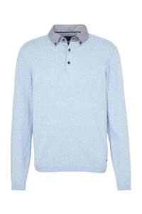 C&A trui lichtblauw, Lichtblauw