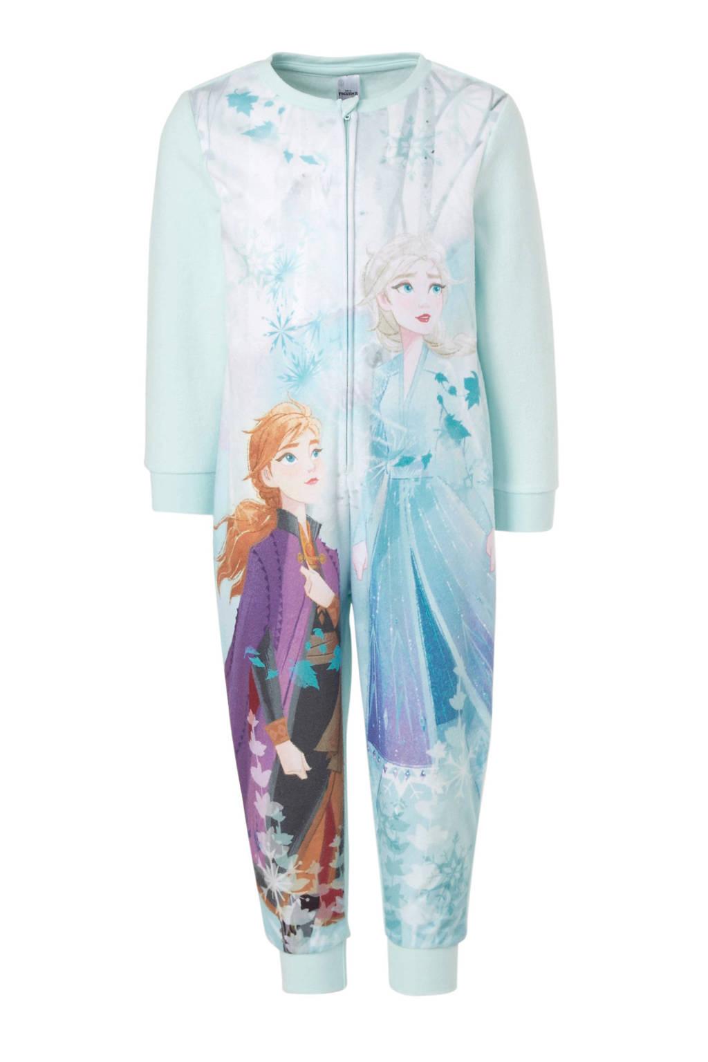 C&A onesie lichtblauw Frozen, Lichtblauw