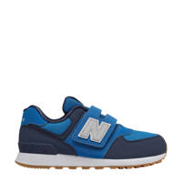 New Balance 574  sneakers donkerblauw/kobaltblauw, Blauw