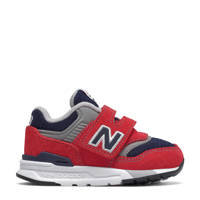 New Balance 997  sneakers rood/grijs/donkerblauw, Rood/grijs/donkerblauw