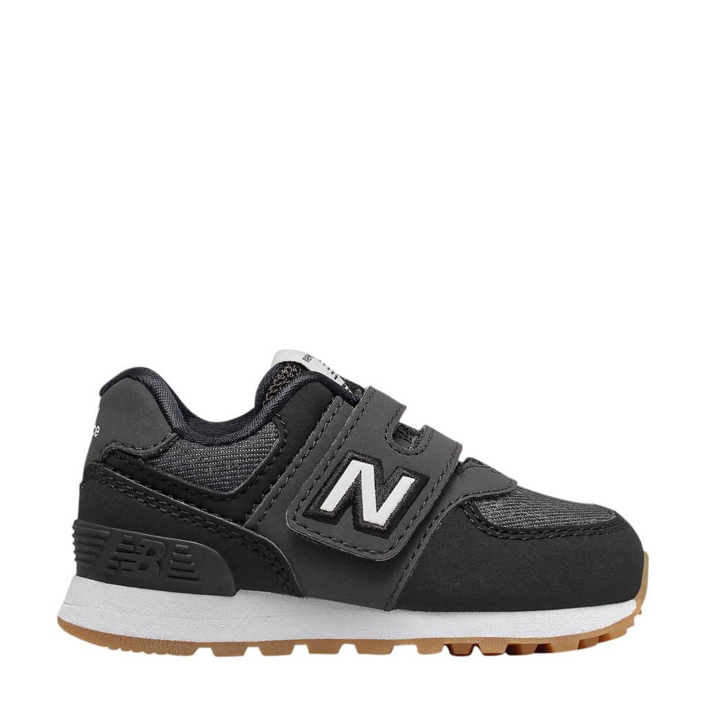 New Balance 574  sneakers zwart, Zwart