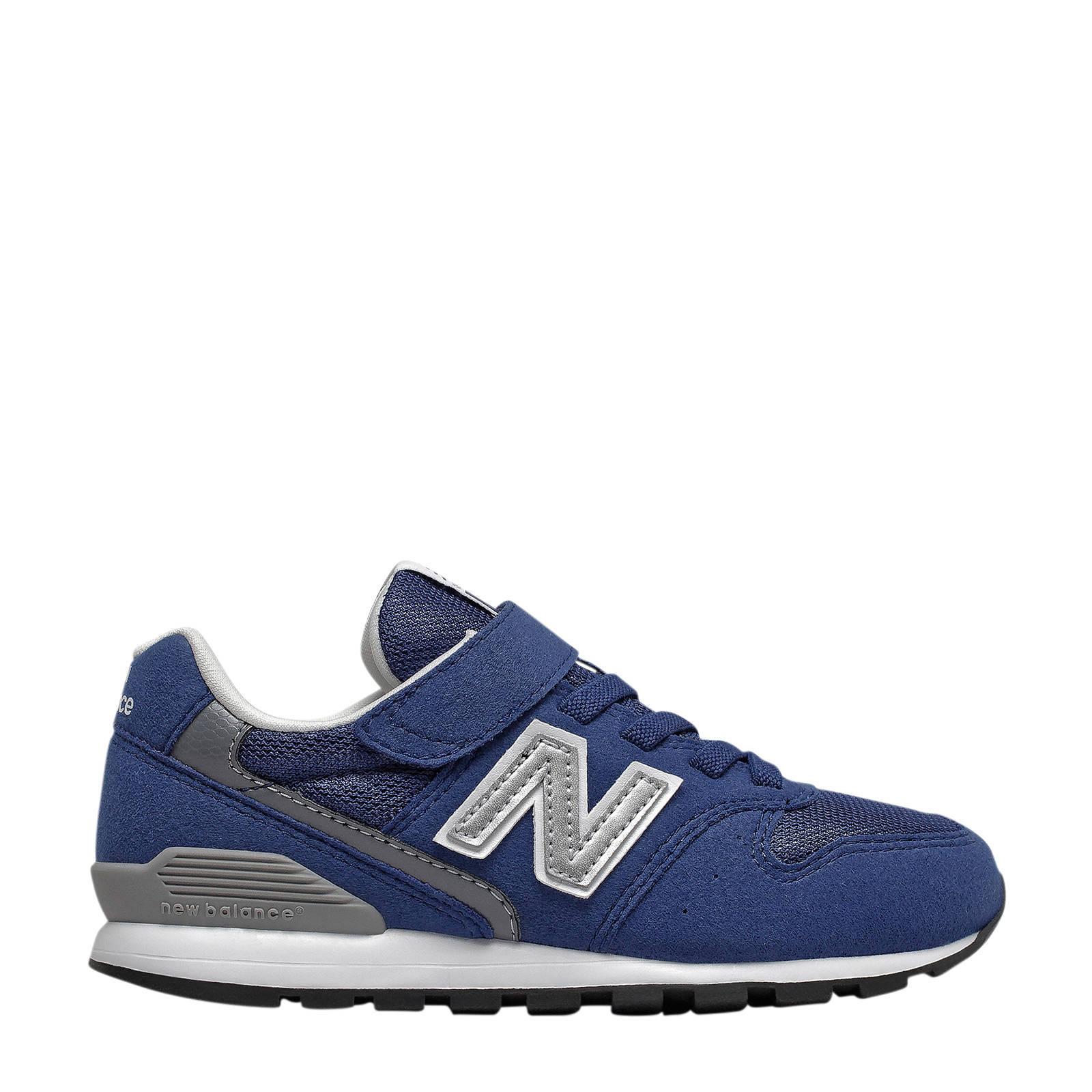 996 sneakers blauw/zilver
