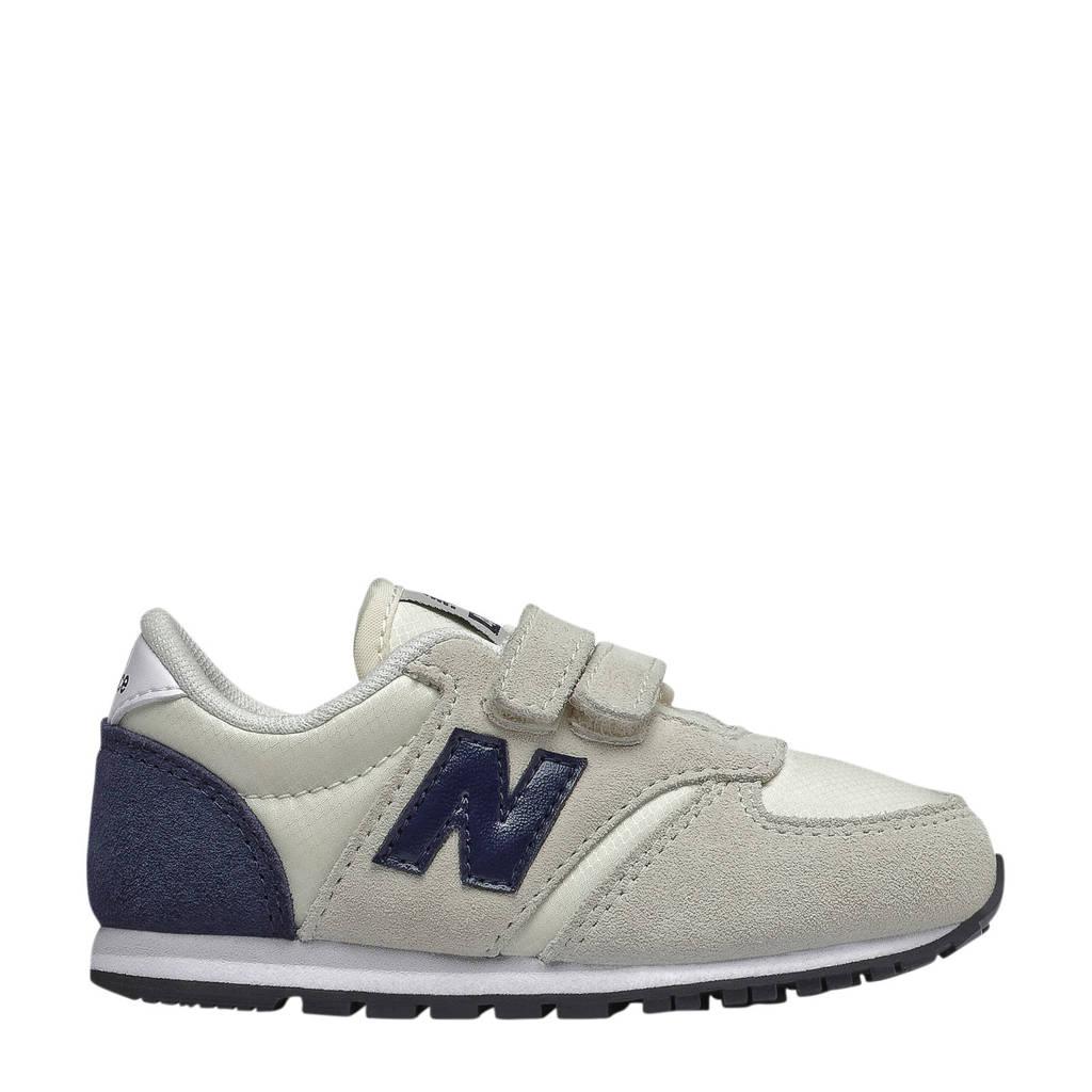 New Balance 420  sneakers beige/blauw, Beige/blauw